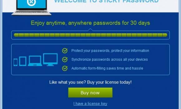 Sticky Password Ekran Görüntüleri - 7