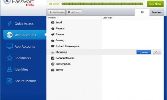 Sticky Password Ekran Görüntüleri - 4