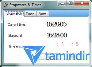 Stopwatch & Timer Ekran Görüntüleri - 1