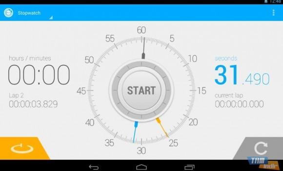 Stopwatch Timer Ekran Görüntüleri - 5