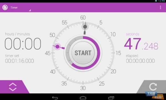Stopwatch Timer Ekran Görüntüleri - 4