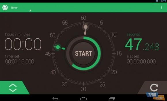 Stopwatch Timer Ekran Görüntüleri - 2
