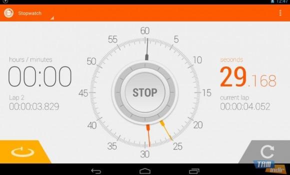 Stopwatch Timer Ekran Görüntüleri - 1