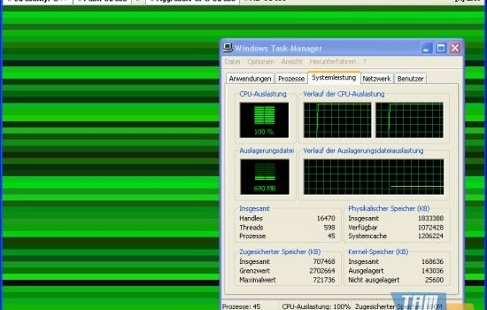 StressMyPC Ekran Görüntüleri - 1