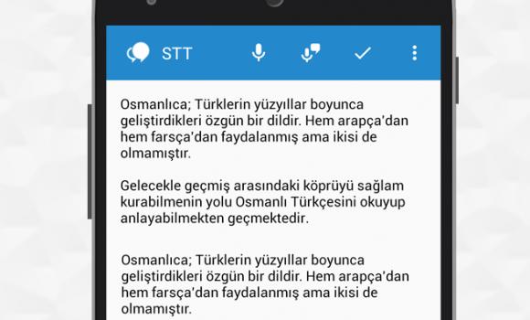 STT Ekran Görüntüleri - 3