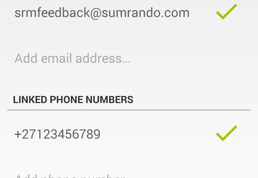 SumRando Messenger Ekran Görüntüleri - 3