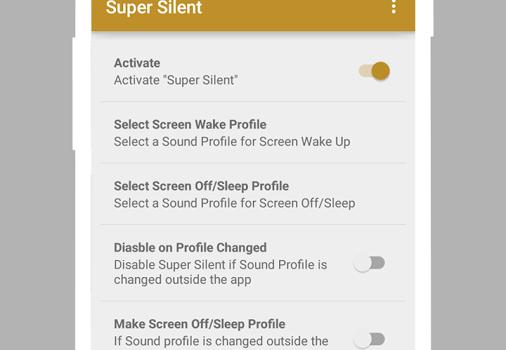 Super Silent Ekran Görüntüleri - 5
