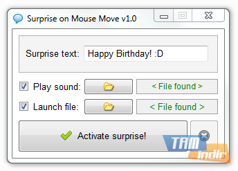 Surprise on Mouse Move Ekran Görüntüleri - 1