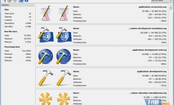 SVG Cleaner Ekran Görüntüleri - 1