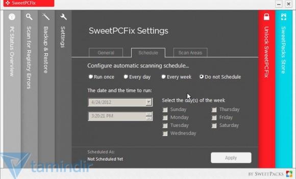 SweetPCFix Ekran Görüntüleri - 1