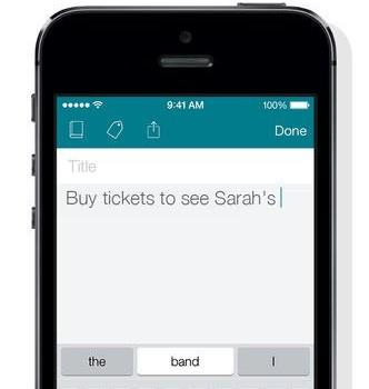 SwiftKey Note Ekran Görüntüleri - 4
