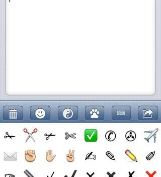 Symbol Keyboard Ekran Görüntüleri - 3