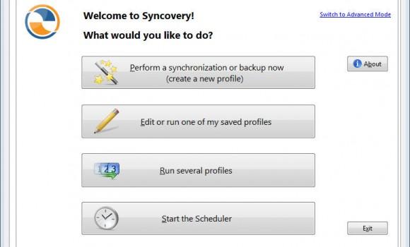Syncovery Ekran Görüntüleri - 3