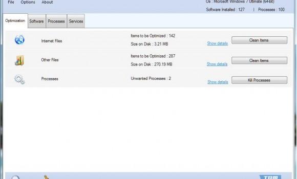 Sys Optimizer Ekran Görüntüleri - 3