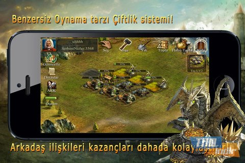 Taht Online Ekran Görüntüleri - 3