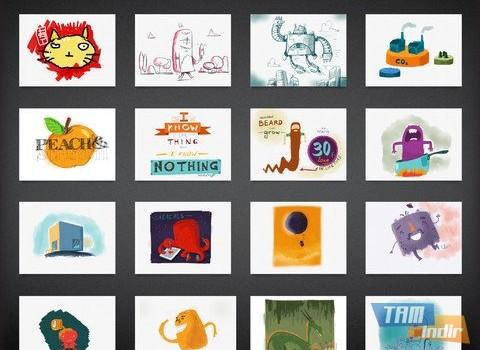 Tayasui Sketches Ekran Görüntüleri - 3