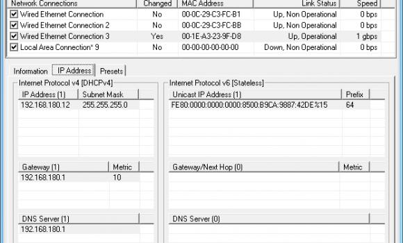 Technitium MAC Address Changer Ekran Görüntüleri - 2
