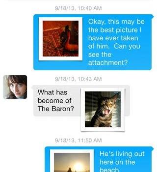 Textie Messaging Ekran Görüntüleri - 1