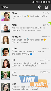 Textra SMS Ekran Görüntüleri - 2