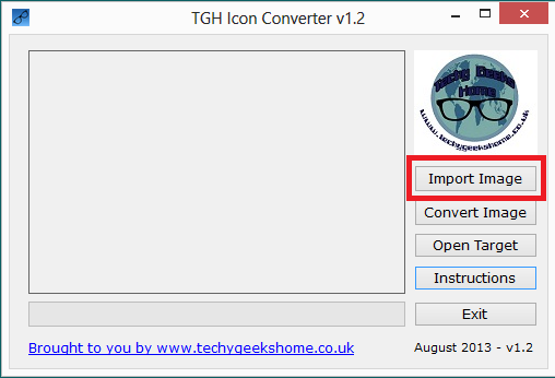 TGH Icon Converter Ekran Görüntüleri - 1
