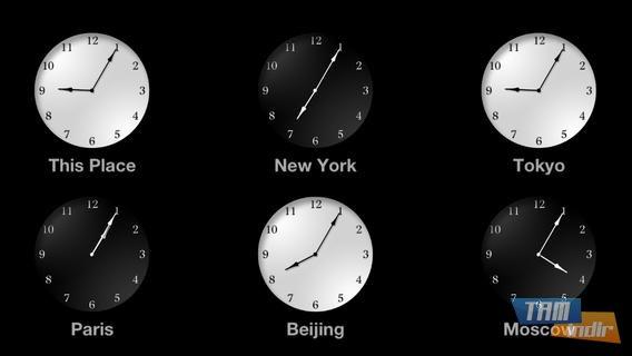 The Clocks Ekran Görüntüleri - 3