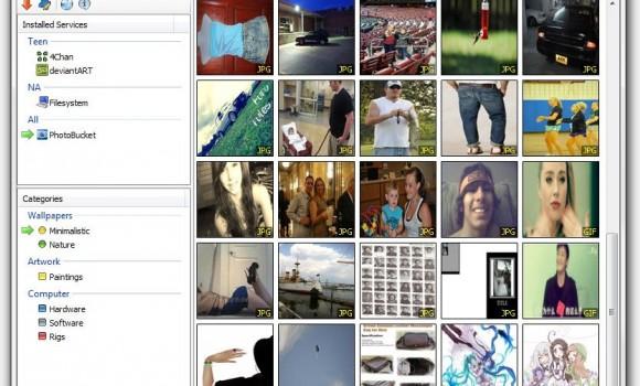 The Image Collector Ekran Görüntüleri - 4