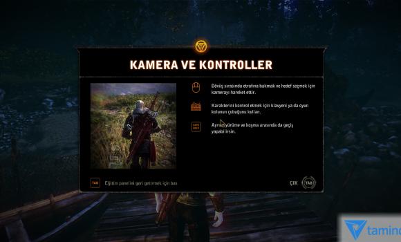 The Witcher 2 Assassins Of Kings Enhanced Edition Türkçe Yama Ekran Görüntüleri - 2