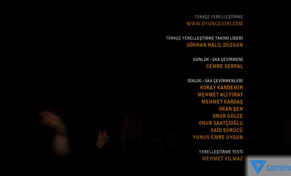 The Witcher 2 Assassins Of Kings Enhanced Edition Türkçe Yama Ekran Görüntüleri - 4