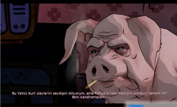 The Wolf Among Us Episode 1: Faith Türkçe Yama Ekran Görüntüleri - 1