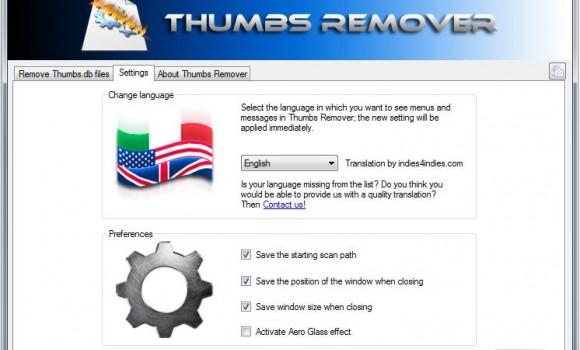 Thumbs Remover Ekran Görüntüleri - 2