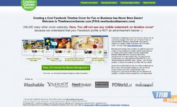 Timeline Cover Banner Ekran Görüntüleri - 3