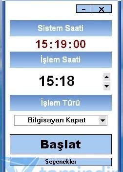 Timewatch Bilgisayar Kapatıcı Ekran Görüntüleri - 5