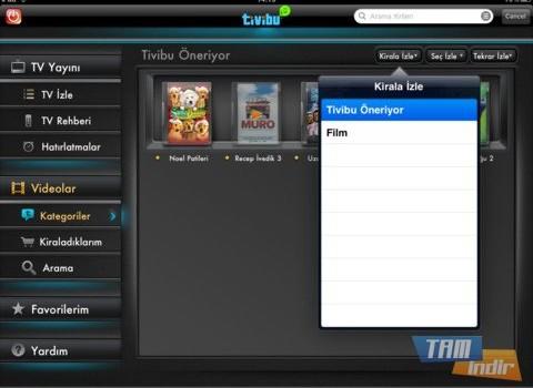 Tivibu Cep HD Ekran Görüntüleri - 3