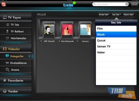 Tivibu Cep HD Ekran Görüntüleri - 2