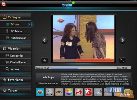 Tivibu Cep HD Ekran Görüntüleri - 4