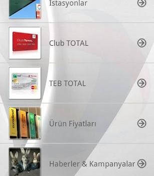 TOTAL Oil Türkiye A.Ş. Ekran Görüntüleri - 2