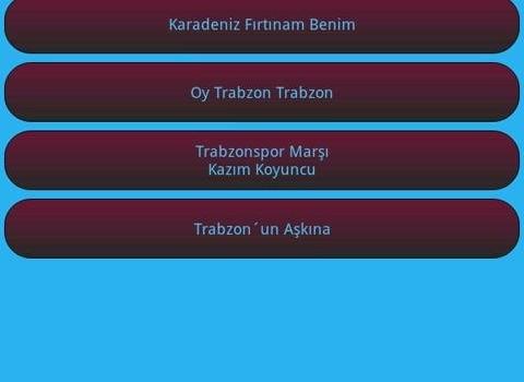 Trabzonspor Marşları Ekran Görüntüleri - 1