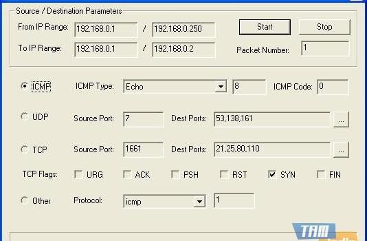 Traffic Emulator Ekran Görüntüleri - 1