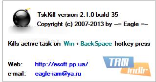 TskKill Ekran Görüntüleri - 1