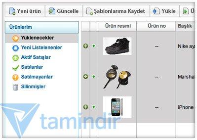 TurboList Ekran Görüntüleri - 2