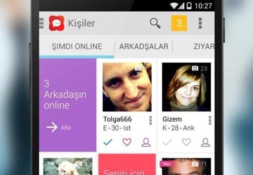Turk Chat Ekran Görüntüleri - 5