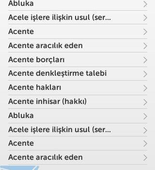 Türk Ticaret Kanunu - Yeni TTK Ekran Görüntüleri - 4