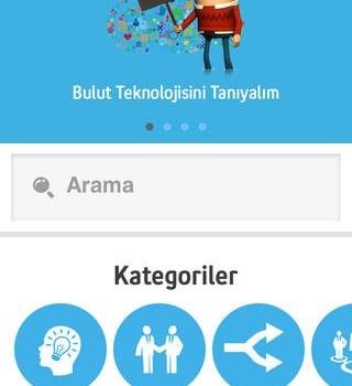 Turkcell Akademi Ekran Görüntüleri - 1