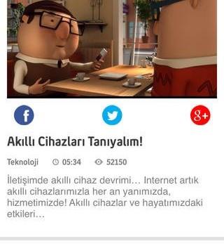 Turkcell Akademi Ekran Görüntüleri - 3