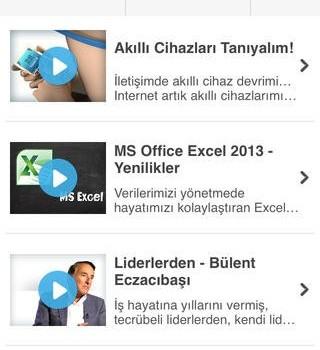 Turkcell Akademi Ekran Görüntüleri - 4