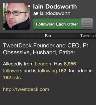TweetDeck Ekran Görüntüleri - 3
