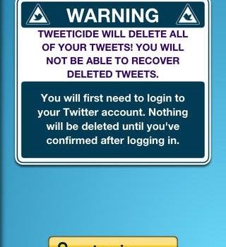 Tweeticide Ekran Görüntüleri - 1