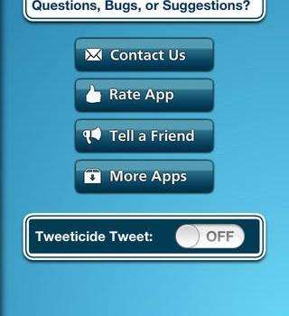 Tweeticide Ekran Görüntüleri - 2