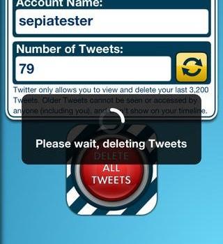 Tweeticide Ekran Görüntüleri - 3