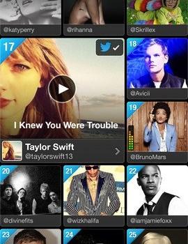 Twitter #music Ekran Görüntüleri - 1
